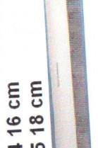 Spezialkamm Kamm Stahl Orig.ROMI Werkzeug Kürschner Zubehör
