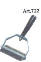 Abzwekrechen 12 cm Breit Doppelseitig Orange ROMI Werkzeug