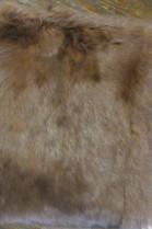 Tablet Tasche aus   Kanin braun