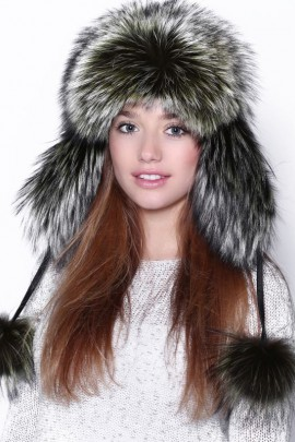 Fur Hat Fur Hat Silver Fox