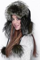 Fur Hat Fur Hat Silver Fox