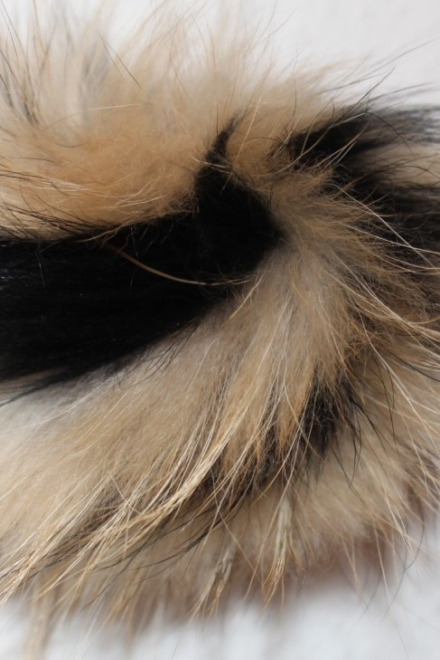 Finraccoon Bommel combined - Natural Black
