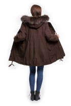Let fur hood fur hood mount by an expert