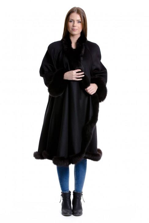 cape fell umrandung wir veredeln ihren stoff cape kaufen. Black Bedroom Furniture Sets. Home Design Ideas