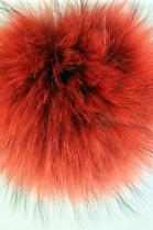 Fur fur bobble bobble bobble fox Finnraccoon - FireRed