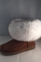 Can attach to fur boots fur cuffs attaching Service