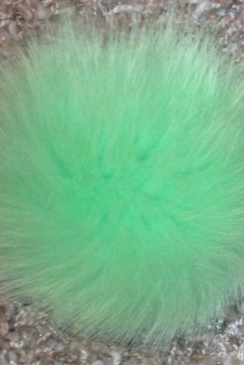 Shadowfuchs Bommel - Neon Apfelgrün