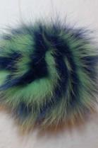 Shadowfuchs Bommel kombiniert Blau/Grün