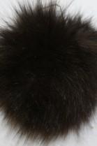 Blue fox Bommel - Brown Grey (black awns) (B-WARE!)