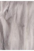 Pelz Innenfutter aus recyceltem Nerz grau Anbring  Service