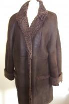 Fur Jacket Grown lamb fur jacket