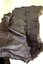 Fur stock item lamb Napiert brown