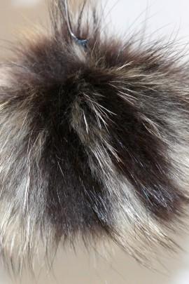 Finraccoon fur fur bobble bobble Fellbommel- Nature