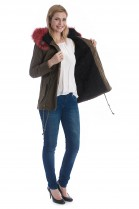 Fur Jacket astrakhan