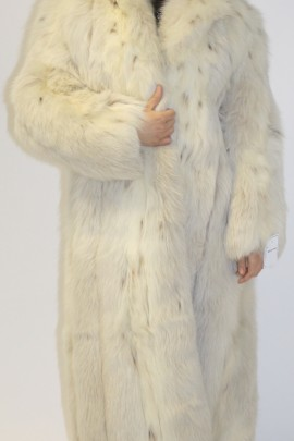 Pelz Fell  Mantel Blaufuchs Natur