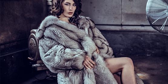 Besondere Pelz Kollektionen zum Jahreswechsel