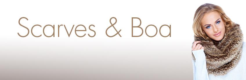 Scarves & Boa